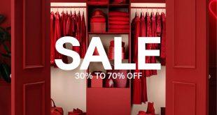 عروض إتش آند إم خصم %30 لغاية %70 على مجموعة مختارة من الأزياء  @hmsaudiarabia