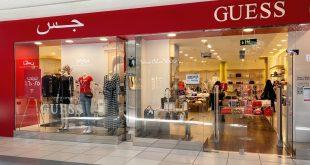  عروض محلات جس Guess تنزيلات من 25% حتى 60%