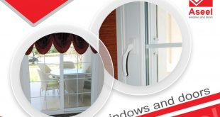 عرض من شركة أسيل @Aseelpvc للنوافذ والأبواب PVCu بسعر متر يبدأ من 700 ريال