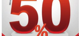 تخفيضات على جميع الأصناف 50% في العربية للعود